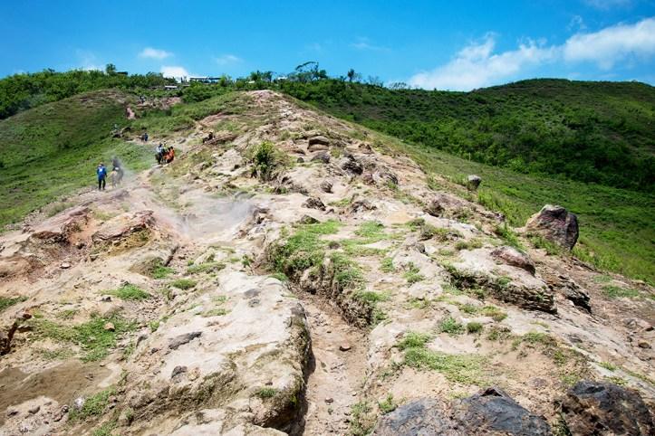 Volcano Taal Hike