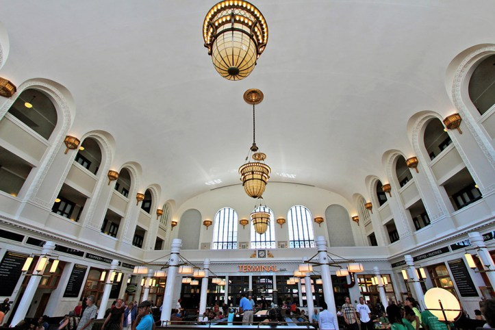 Denver Union Station Interior