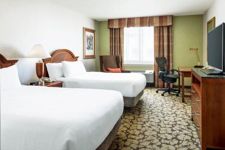 Hilton Garden Inn Philadelphia Centre City