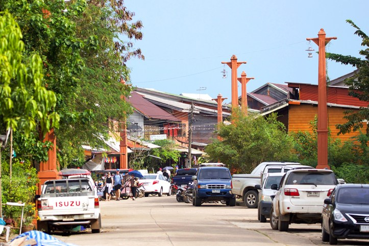 Old Town Main street