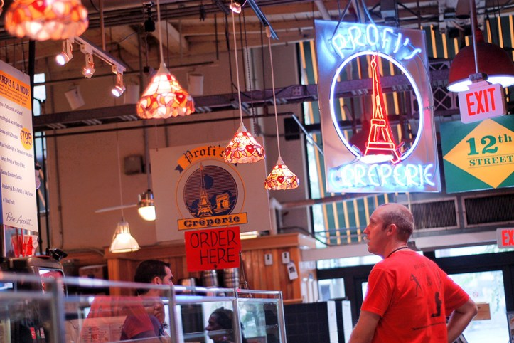 Readin Terminal Market, Philadelphia