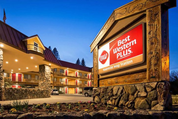 Best Western Plus Yosemite Way Station, Yosemite