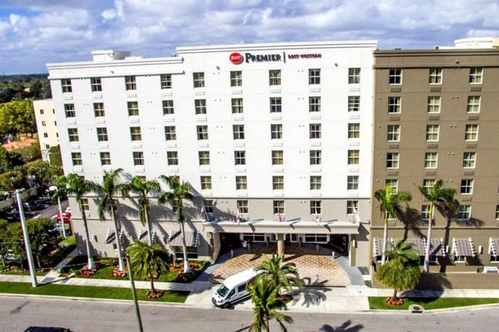 Best Western Premier Miami International Airport Hotel
