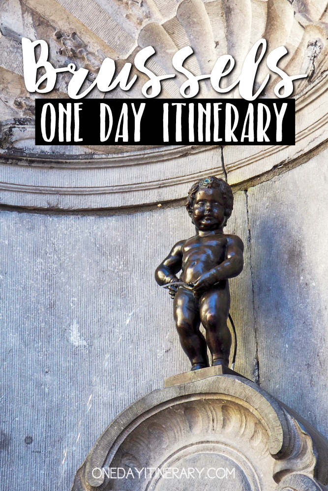Brussels, Belgium - One day itinerary