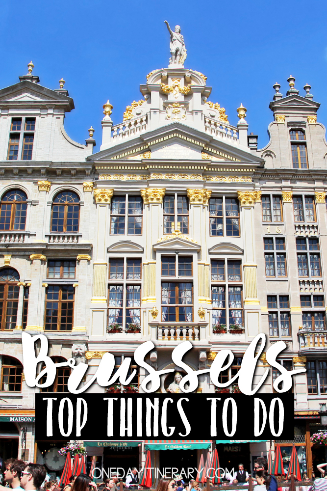 Brussels, Belgium - Top things to do