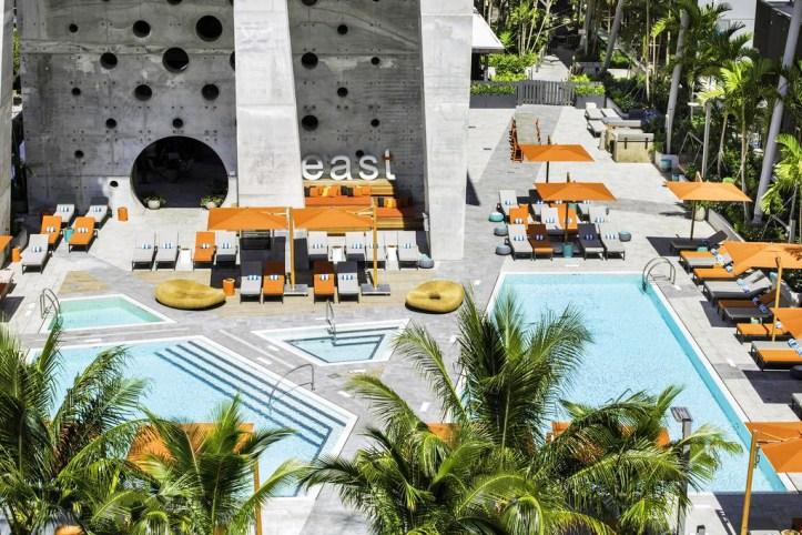 EAST, Miami Hotel