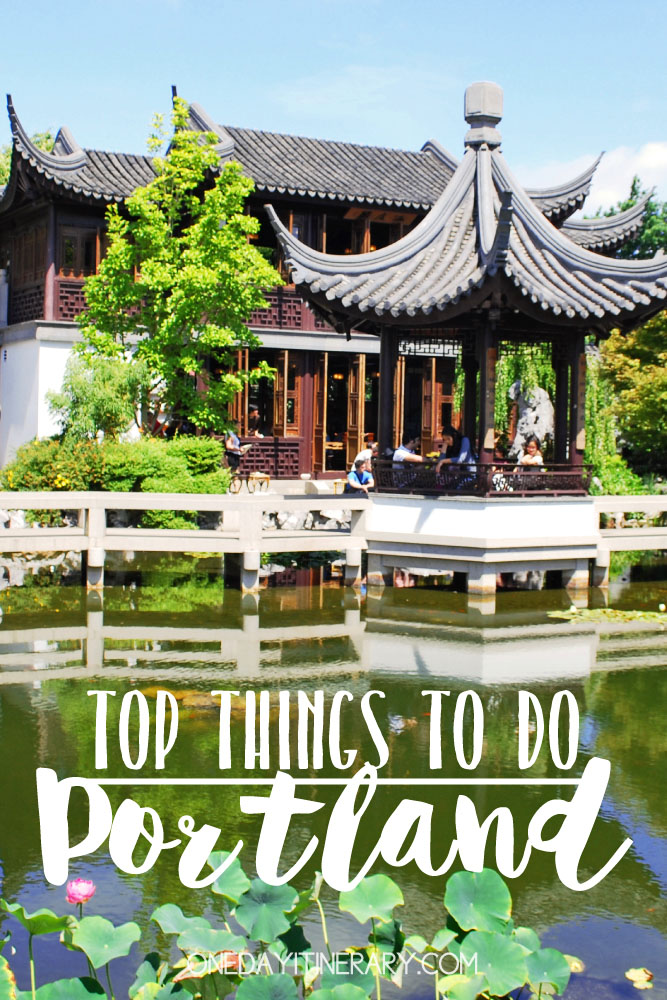Portland, Oregon - Top things to do