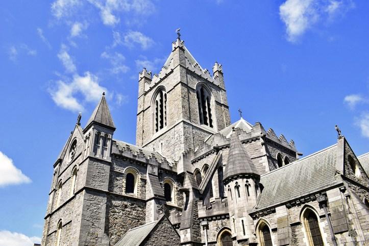 Saint Patrick's Cathedral, Dublin