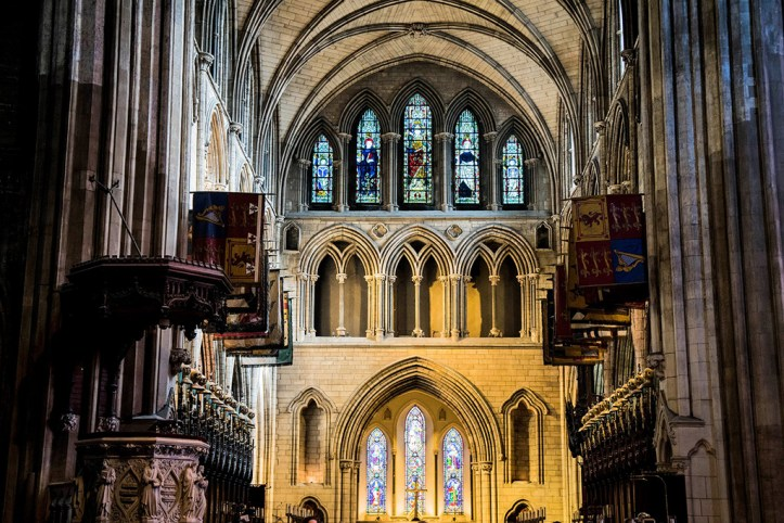 Saint Patrick's Cathedral, Dublin 2