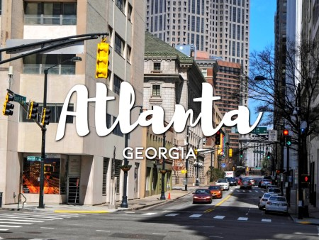 One day in Atlanta Itinerary