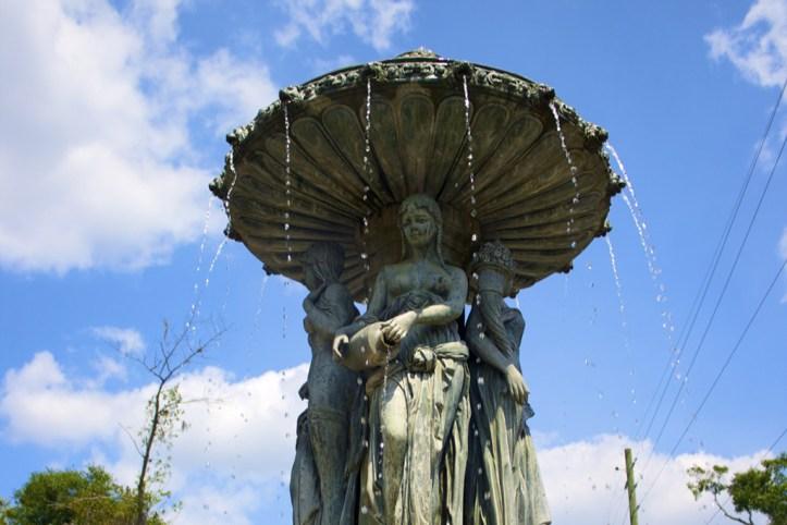 Thornton Park Fountain