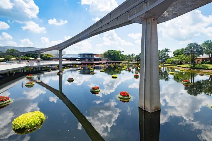 Water park Epcot Lagoon