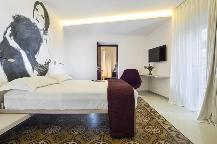 Duomo Suites & Spa Room