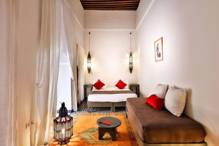 Hotel & Spa Dar Bensouda Room
