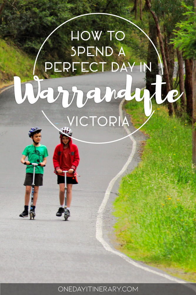 How to spend a perfect day in Warrandyte, Victoria