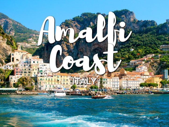 One day in Amalfi Coast Itinerary