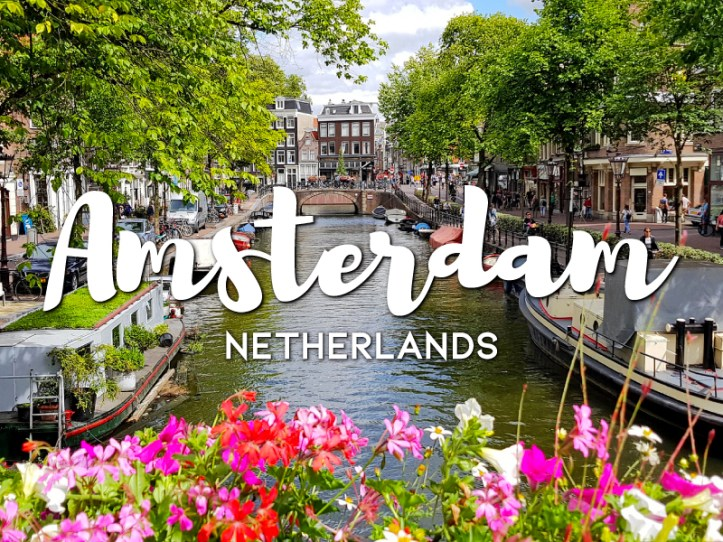 One day in Amsterdam Itinerary