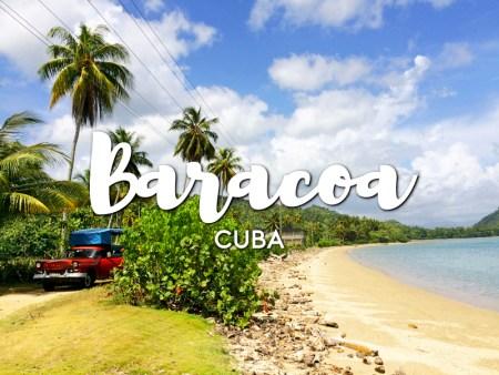 One day in Baracoa Itinerary