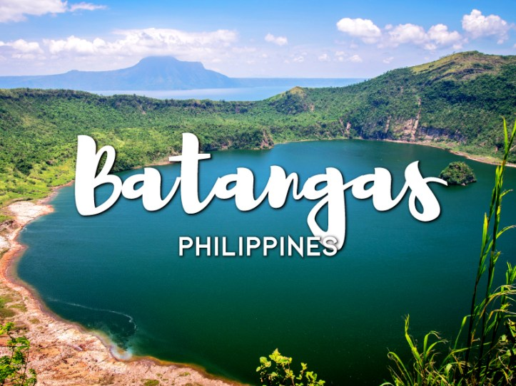 One day in Batangas Itinerary