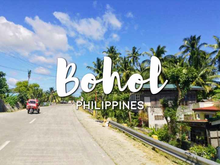 One day in Bohol Itinerary