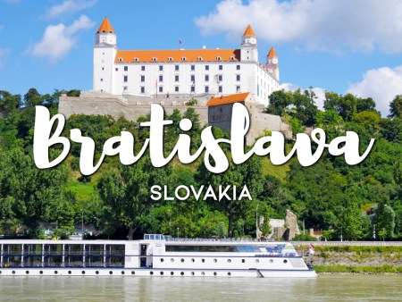One day in Bratislava Itinerary