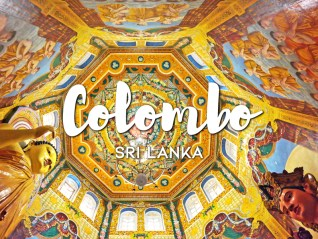 One day in Colombo Itinerary