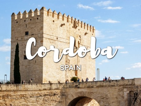 One day in Cordoba Itinerary