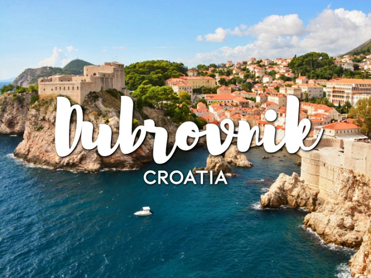 One day in Dubrovnik Itinerary