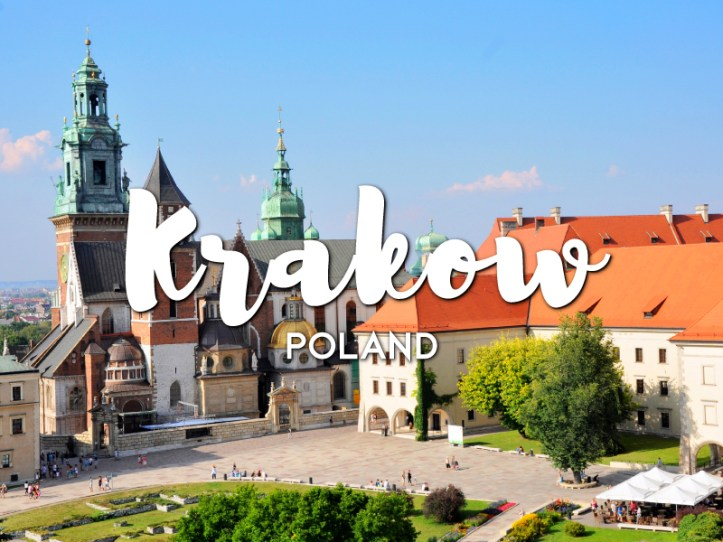 One day in Krakow Itinerary