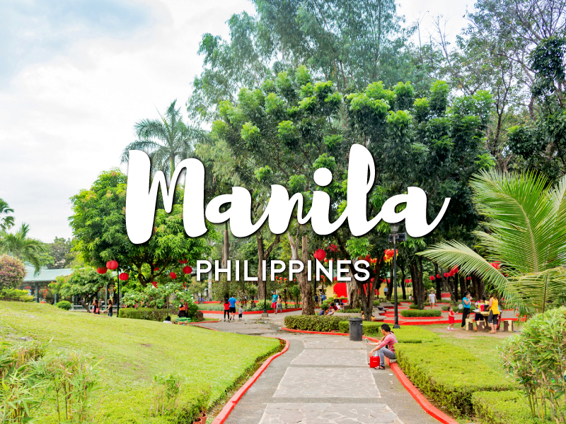 One Day in Manila Itinerary – Top things to do in Metro Manila, The Philippines