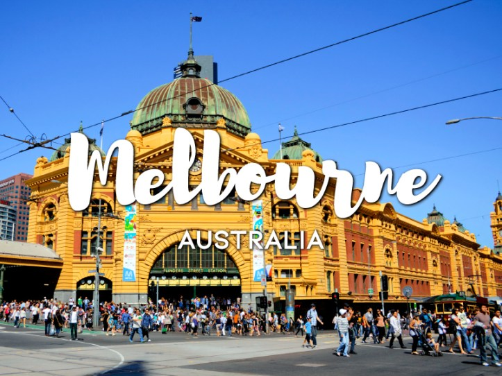 One day in Melbourne Itinerary