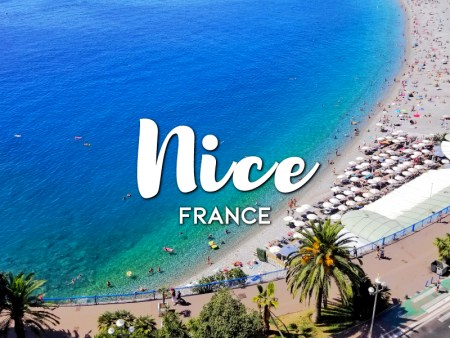 One day in Nice Itinerary