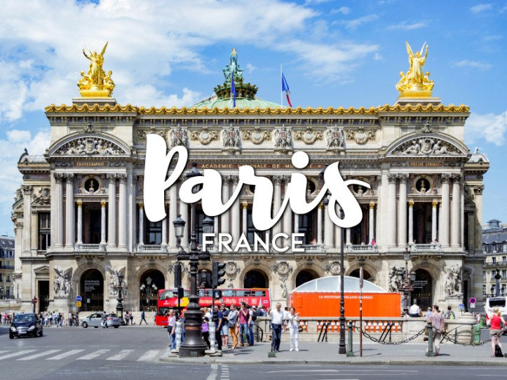 One day in Paris Itinerary