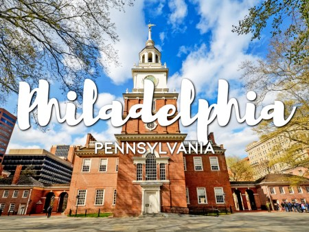 One day in Philadelphia Itinerary