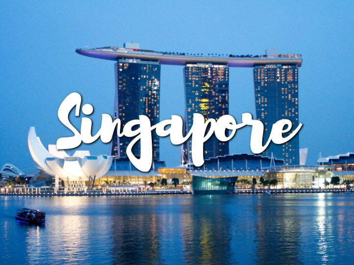 One day in Singapore Itinerary