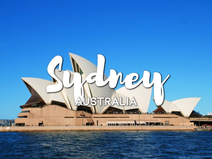 One day in Sydney Itinerary