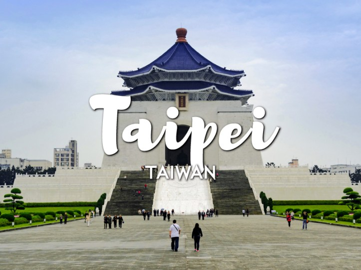 One day in Taipei Itinerary