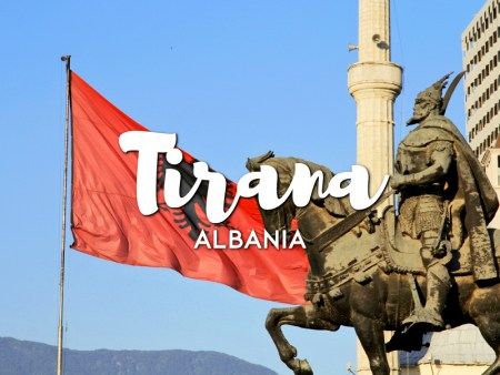 One day in Tirana Itinerary