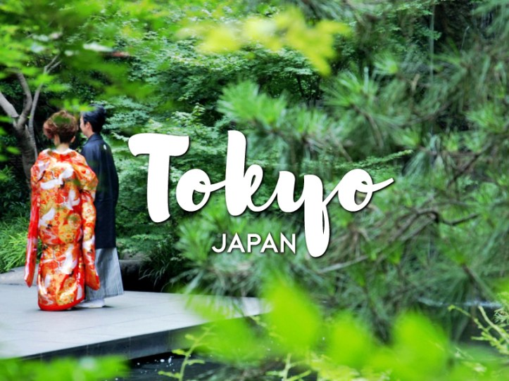 One day in Tokyo Itinerary