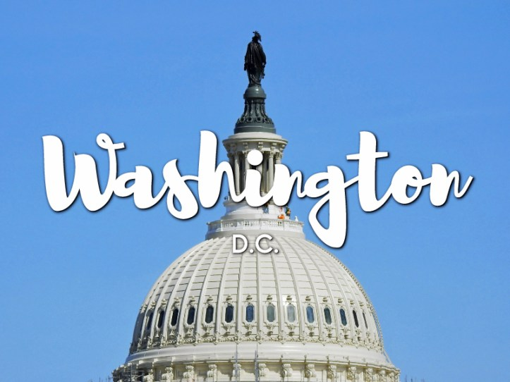 One day in Washington Itinerary
