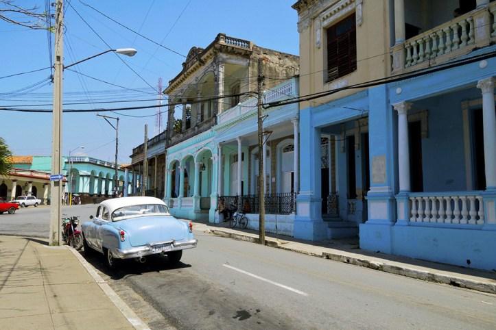 Pinar del Rio street