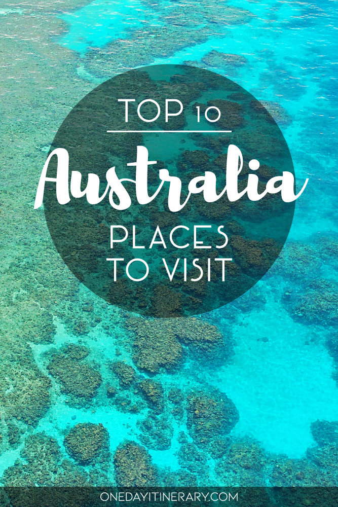 Top 10 places to visit in Australia 3