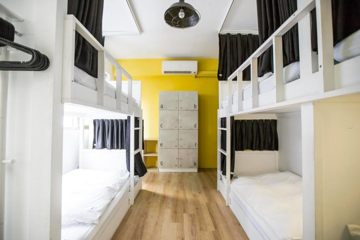 We Come Hostel Room