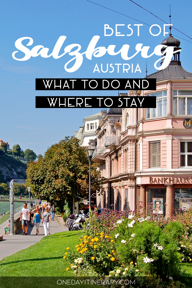 Best of Sazburg, Austria - What to do and where to stay