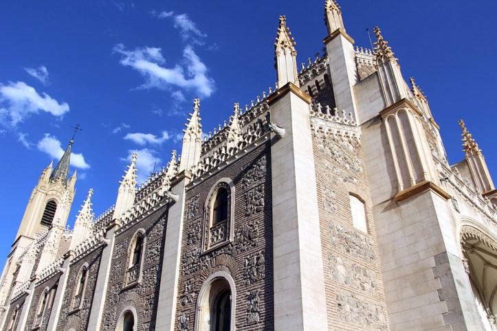 San Jerónimo el Real, Madrid