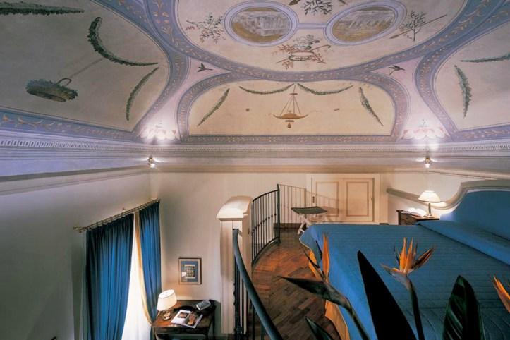Bagni Di Pisa - The Leading Hotels of the World Room