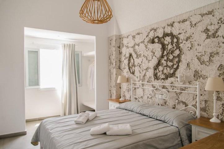 Makris Beach Hotel Room