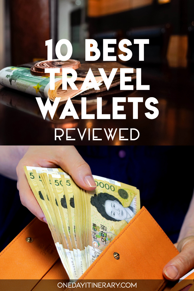 10 Best Travel Wallets-Reviewed