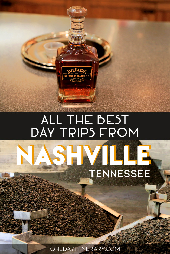 All the best day trips from Nashville, Tennessee
