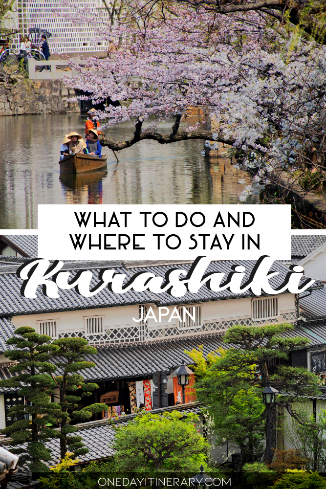What to do and where to stay in Kurashiki, Japan